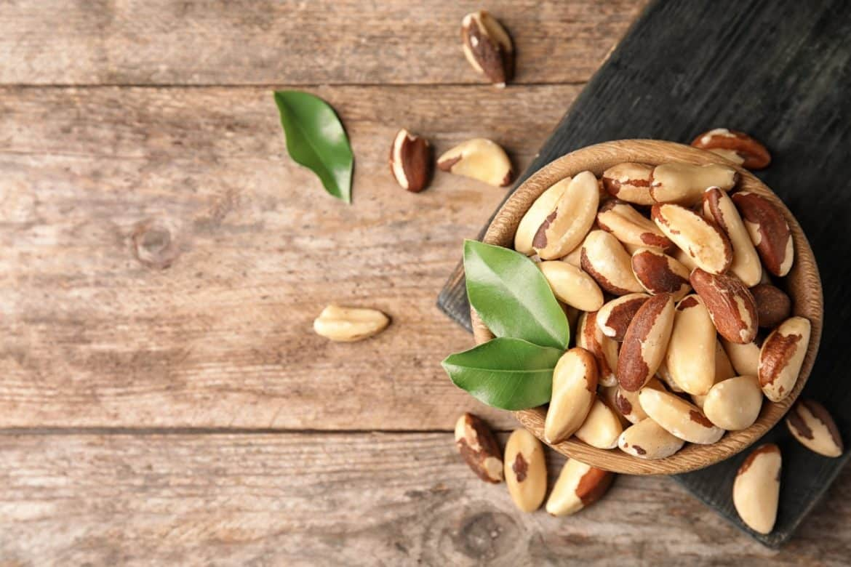 Бразилските орехи - най-богатите на селен ядки-Нутрима-бг
